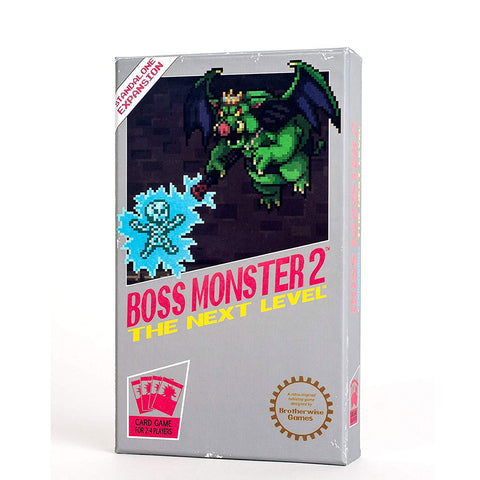 Boss Monster 2: The Next Level Card Game