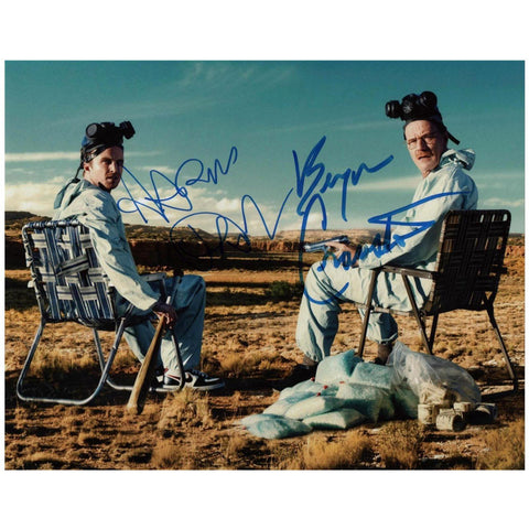Breaking Bad Signed Photo 8 x 10 reprint