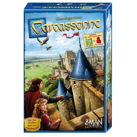 Carcassonne Game Philippines