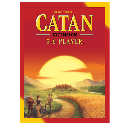 Catan 5-6 Player Expansion Philippines