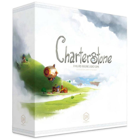 Charterstone Game Base Set For Sale Philippines