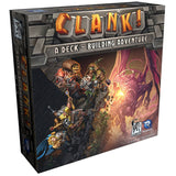 Clank: A Deck Building Adventure