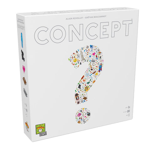 Concept Board Game Philippines