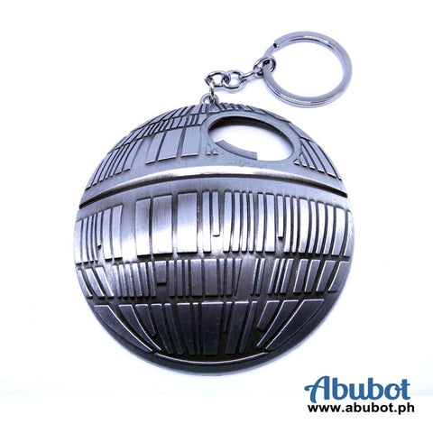 Star Wars Death Star Bottle Opener Keychain Jumbo Philippines