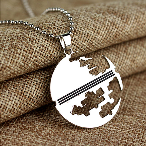 Star Wars Death Star Necklace Abstract Philippines