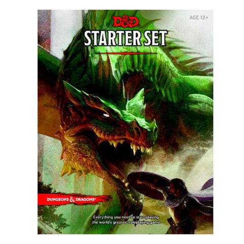 Dungeons and Dragons Starter Set Philippines