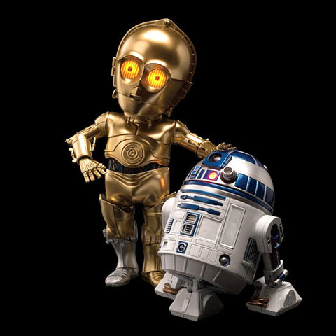 Egg Attack Star Wars C3-PO and R2-D2 Combo Philippines