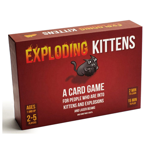 Exploding Kittens Card Game Phillipines