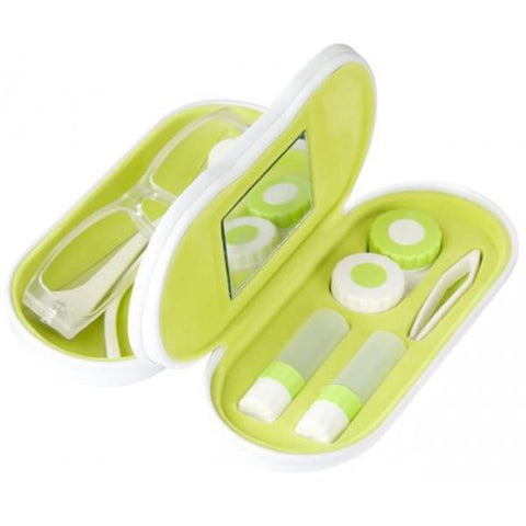 Balvi Eyeglass and Contact Lens Twin Case