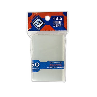 FFG Mini European Board Game Sleeves (44 x 68mm)