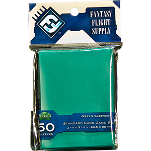 FFG Sleeves Magic-Standard Philippines Green