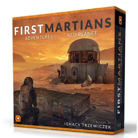 First Martians: Adventures on the Red Planet (2017)
