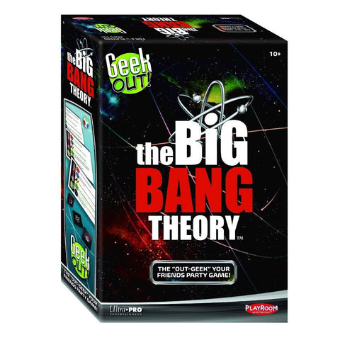 Geek Out: The Big Bang Theory Edition