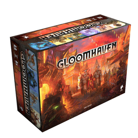Gloomhaven Boardgame Kickstarter Edition Philippines