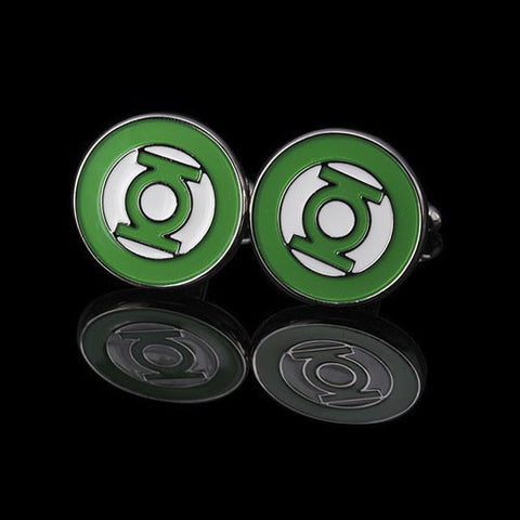 Green Lantern Cufflink Set Philippines