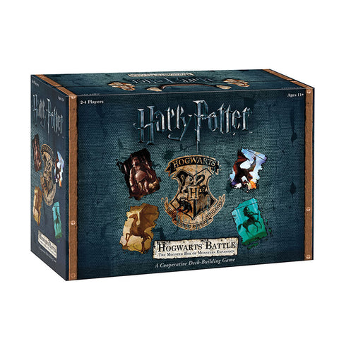 Harry Potter Hogwarts Battle - The Monster Box of Monsters Expansion