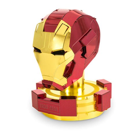 Iron Man Helmet 3D Metal Model Kit Philippines