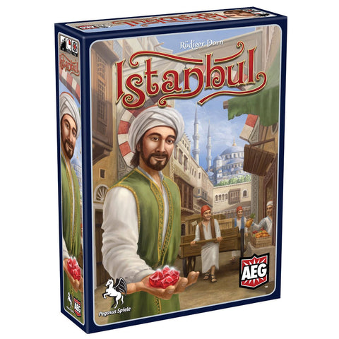 Istanbul Boardgame Philippines