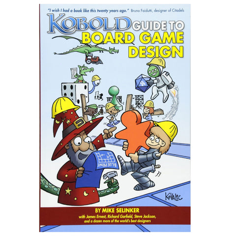 Kobold Guide to Board Game Design Book