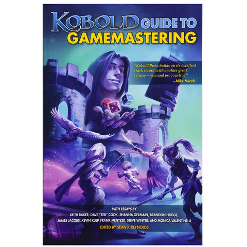 Kobold Guide To GameMastering Book