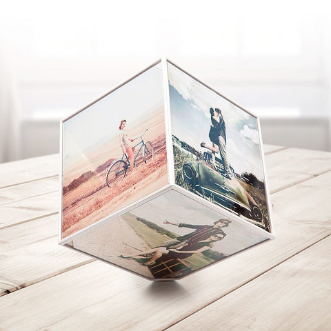 Kube Photo Frame