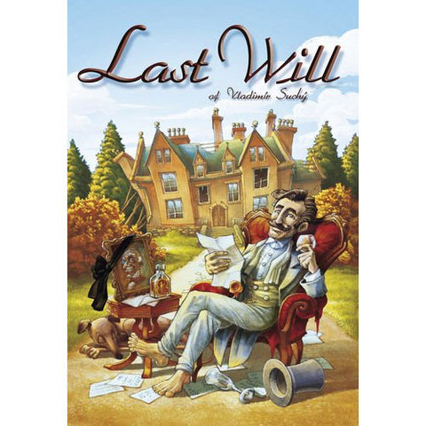 Last Will Board Game Philippines