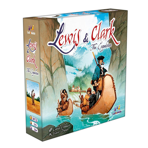 Lewis and Clark The Expedition Game