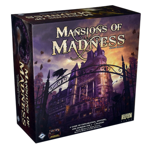 Mansions of Madness Second Edition Philippines