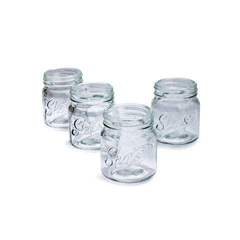 Mason Jar Shotglass Set of 4 Philippines