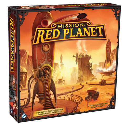 Mission Red Planet (2nd Edition) Philippines