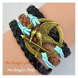 hunger games mockingjay bracelet