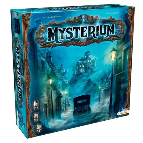 Mysterium Board Game Philippines