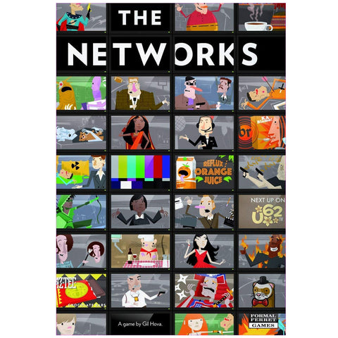 The Networks Board Game Philippines