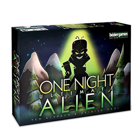 One Night Ultimate Alien Philippines