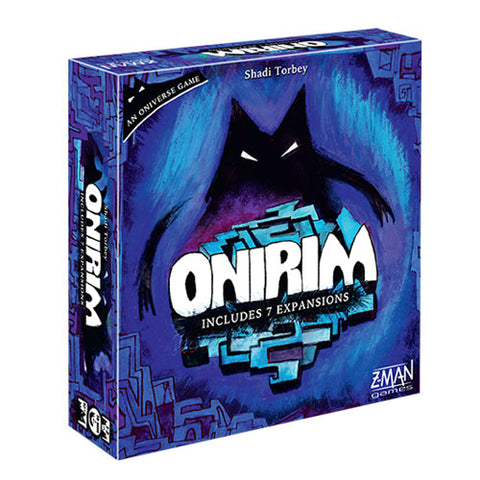 Onirim Card Game