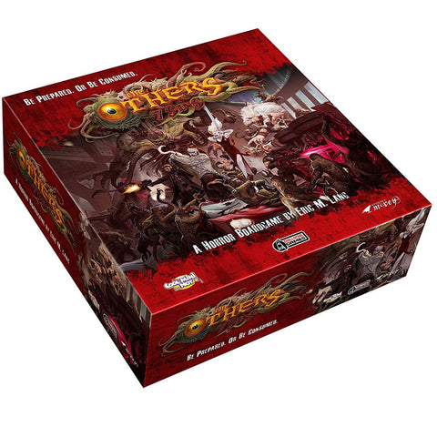 The Others 7 Sins Board Game Philippines