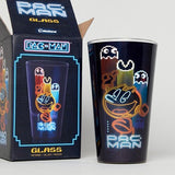 Pac Man Pint Glass