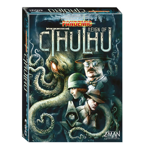 Pandemic Reign of Cthulhu Philippines