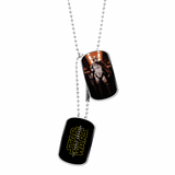 Captain Phasma Dogtag by Silverworks