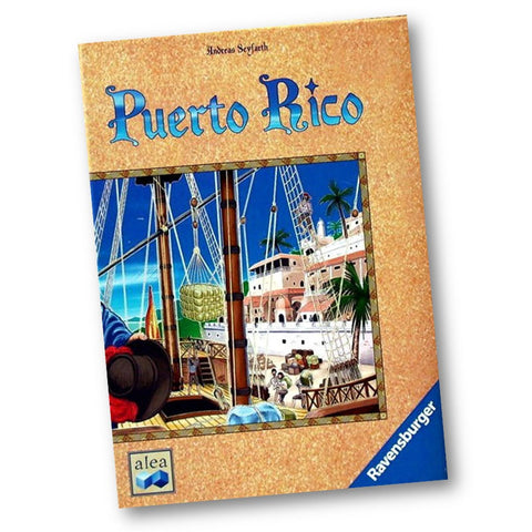 Puerto Rico Board Game Philippines