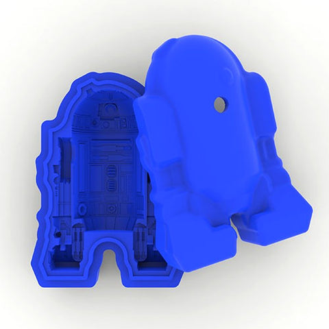 Star Wars R2-D2 Silicone Mold (A New Hope)