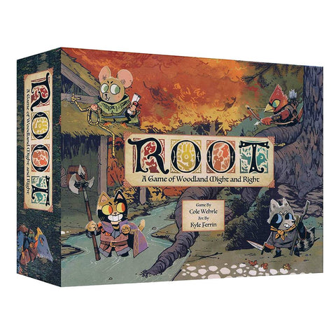 Root Base Game Philippines