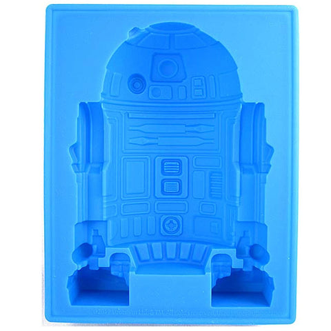 R2-D2 Jello, Cake, Ice Mold Large