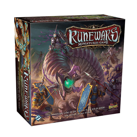 Runewars Miniatures Game Core Set Philippines