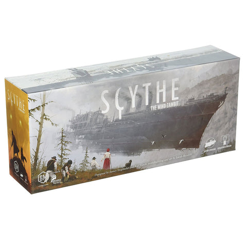 Scythe: The Wind Gambit Expansion