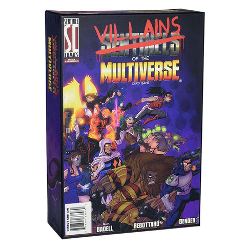 Villains of the Multiverse Expansion Philippines