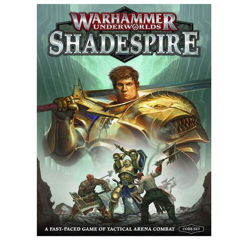 Warhammer Underworlds: Shadespire Board Game