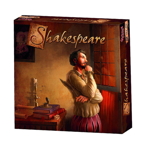 Shakespeare Board Game Philippines