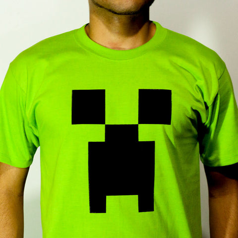 Shirt: Minecraft Creeper