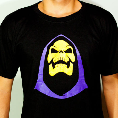 Shirt: Skeletor